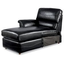 Reese La-Z-Time® Right-Arm Reclining Chaise  sc 1 st  La-Z-Boy : reese sectional lazy boy - Sectionals, Sofas & Couches