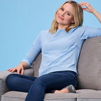 Canapés sectionnels avec Kristen
