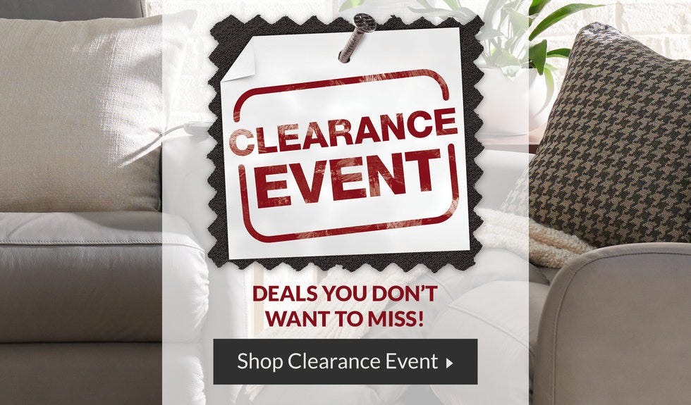 Deals you don't want ot miss! Shop clearance.