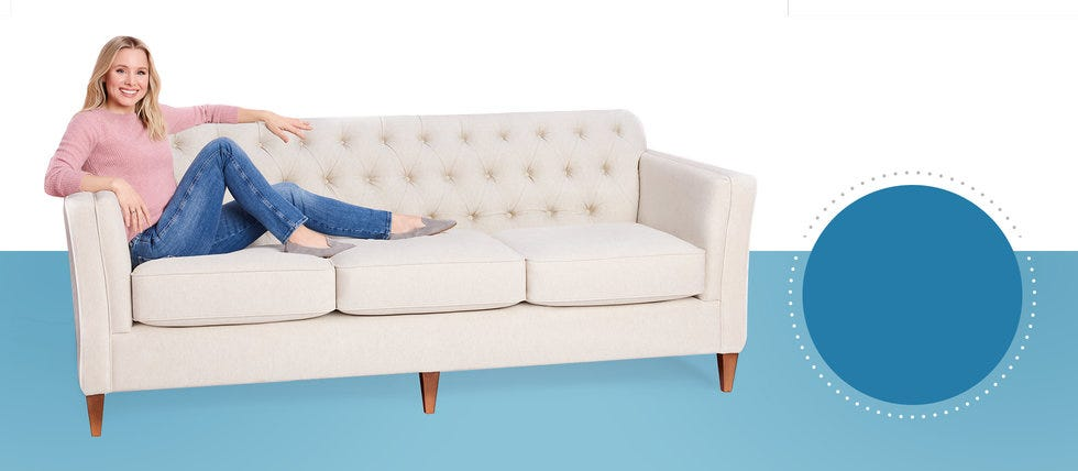 Shop Sofas with Kristen Bell