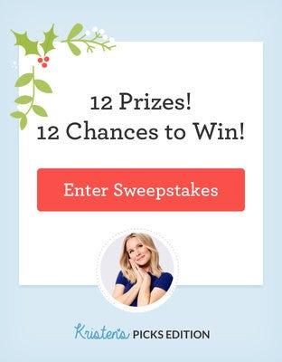 12 Days of Giving - Kristen's Picks Edition