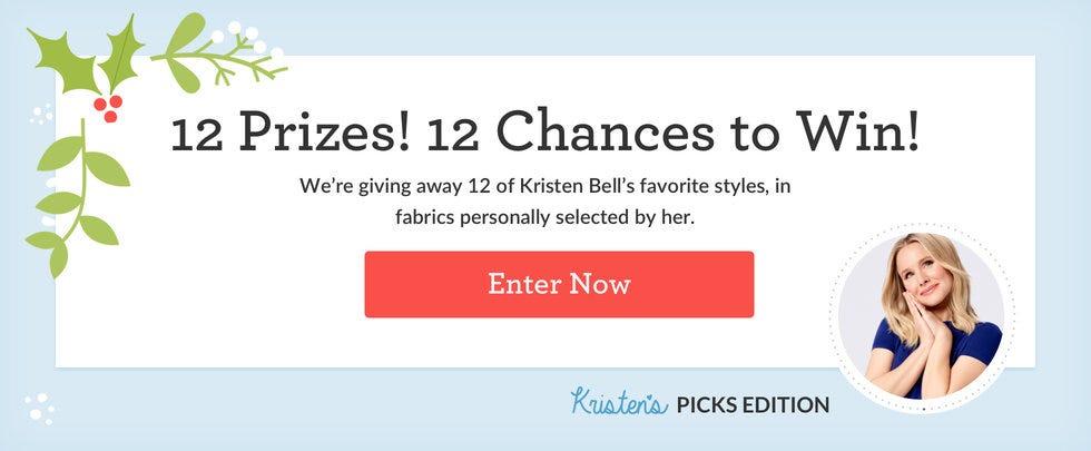 12 Days of Giving Kristen's Picks Edition