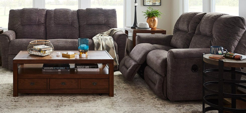 Shop Reclining Sofas