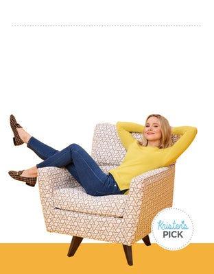 Magasiner les fauteuils et les fauteuils inclinables avec Kristen