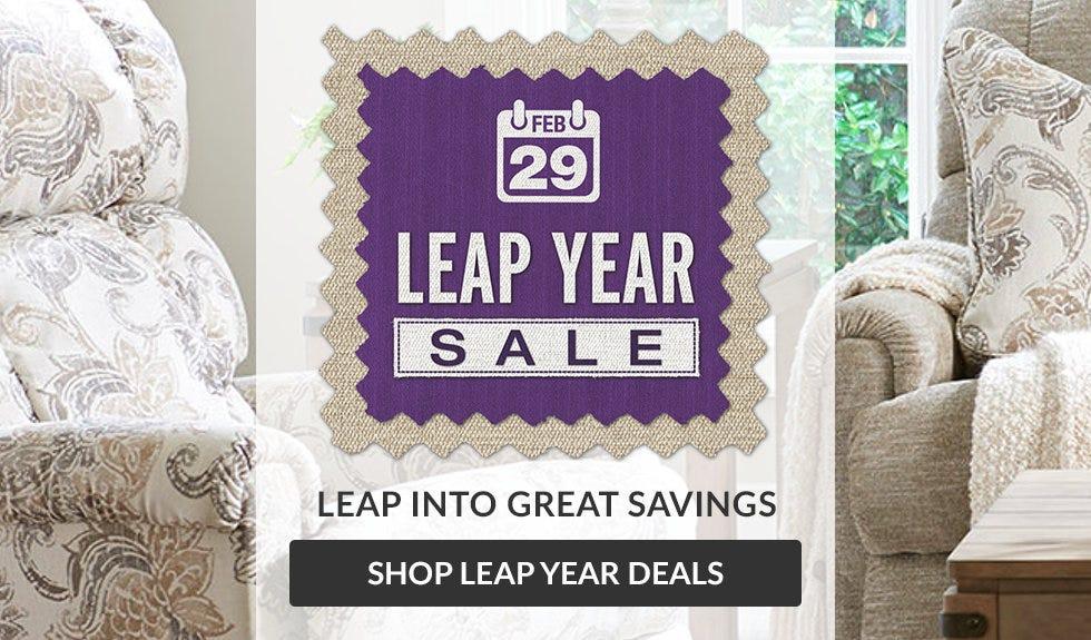 Shop Leap Year Deals