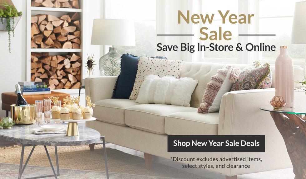 Shop New Year Sale Deals