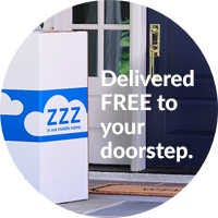 Delivered FREE to your doorstep