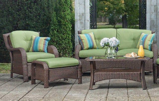 Outdoor Patio Furniture La Z Boy