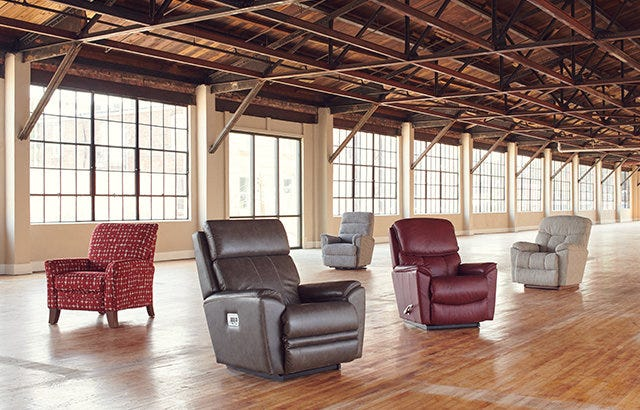 Top Selling Recliners