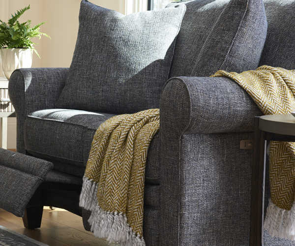 Colby duo® Reclining Sofa detail