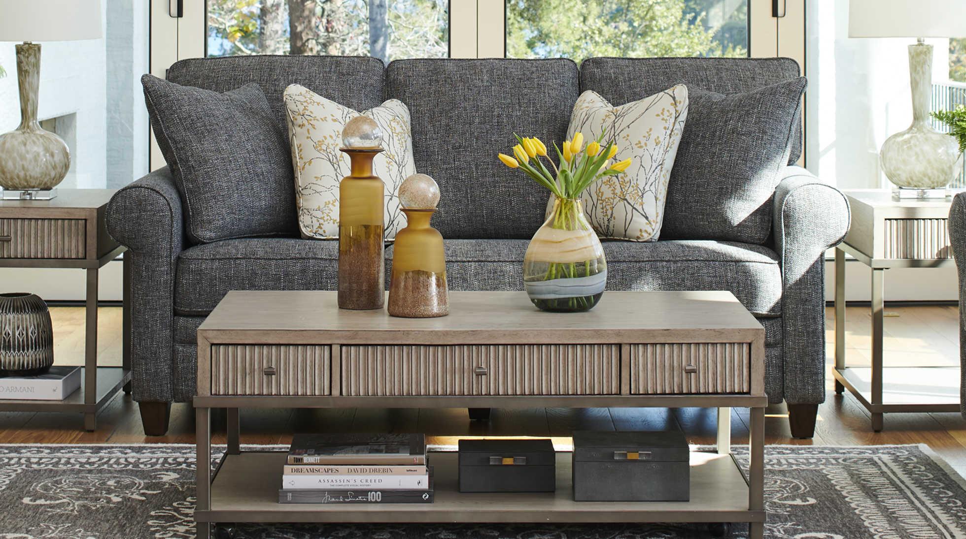 Colby duo® Reclining Sofa room scene