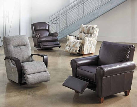 Fauteuils inclinables