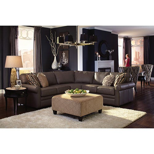 Collins sectional for Lay z boy living room set