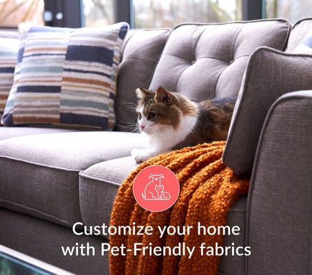 Customize your home with Pet-Friendly-fabrics