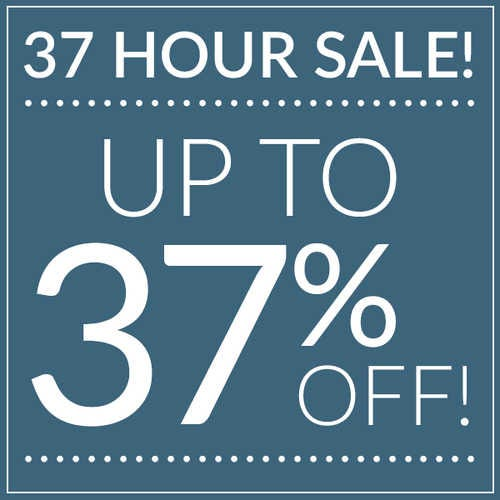Up to 37% off!